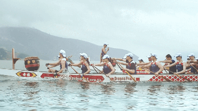 APV Morgan Stanley, A Day in the Life, Recruitment video, dragon boat