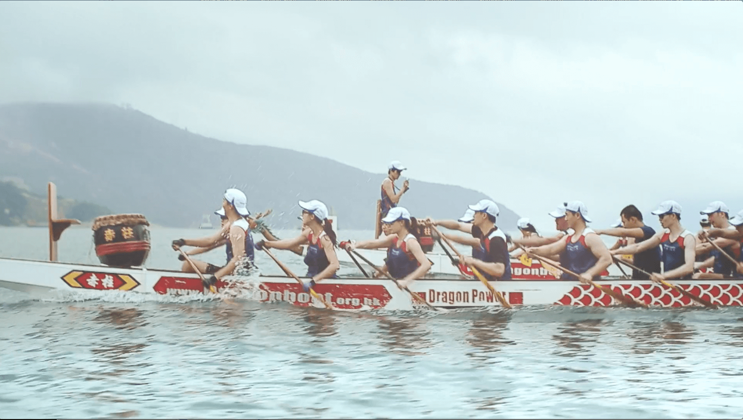 APV Morgan Stanley, A day in the life, recruitment video dragon boat