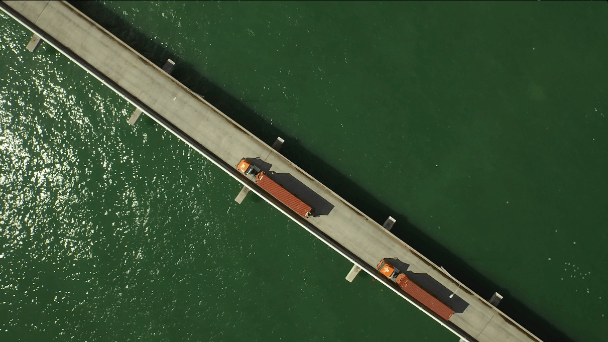 APV Kerry Logistics, Connecting Asia video