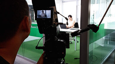 APV KPMG, A Higher Purpose, Indoor shoot BTS