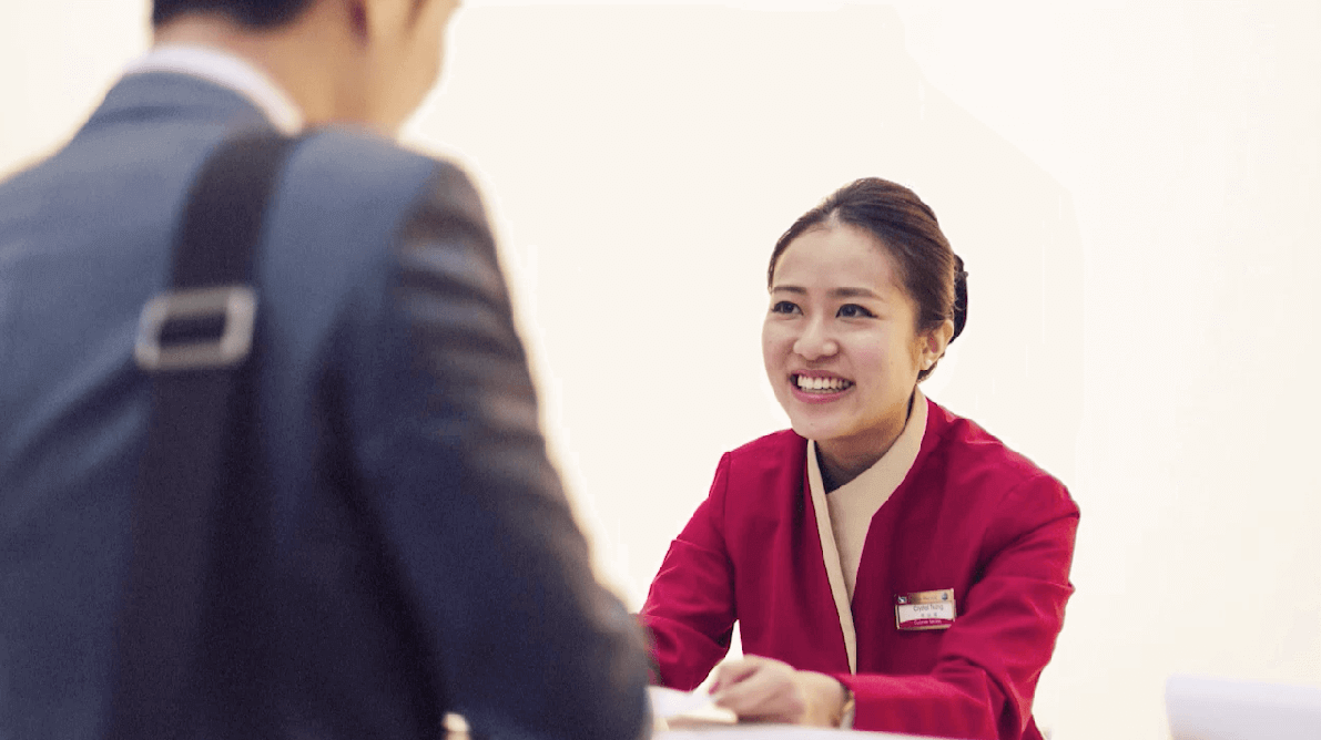 APV Cathay Pacific, Jetset TVvideo